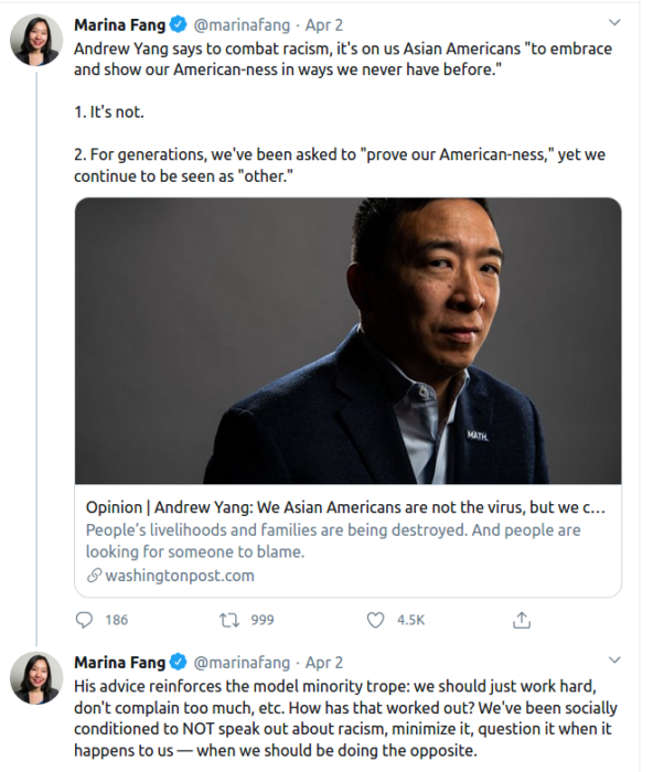 marina fang tweet really says it all about andrew yang