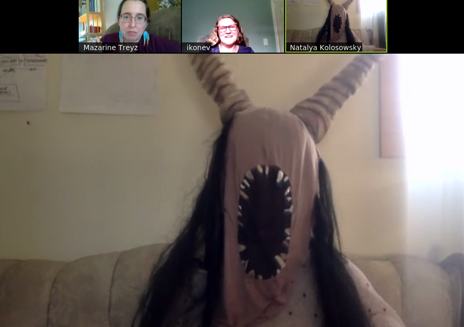 the best zoom meeting ever